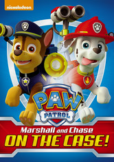 Rent Paw Patrol: Marshall & Chase on the Case! on DVD