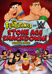 Rent The Flintstones & WWE: Stone Age Smackdown on DVD