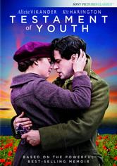 Rent Testament of Youth on DVD