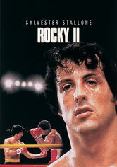 Rent Rocky II on DVD