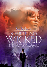 Rent Something Wicked This Way Comes on DVD