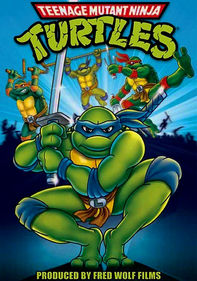 Teenage Mutant Ninja Turtles: Original...