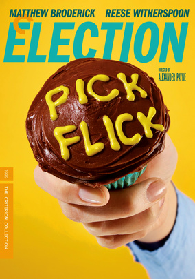 Rent Election on DVD
