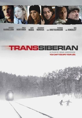 Rent Transsiberian on DVD
