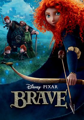Rent Brave on DVD