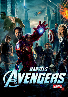Rent The Avengers on DVD