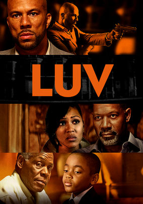 Rent LUV on DVD