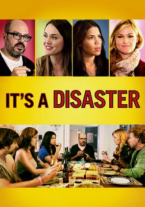 Rent It's a Disaster on DVD