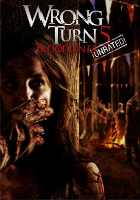 Rent Wrong Turn 5 on DVD