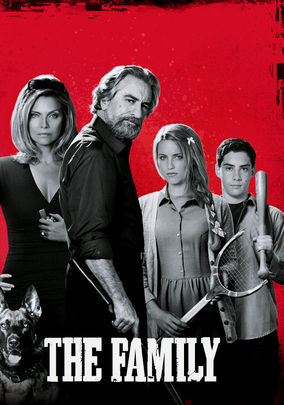 Rent The Family on DVD