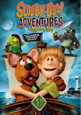 Rent Scooby-Doo! Adventures: The Mystery Map on DVD