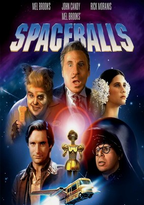 Rent Spaceballs on DVD