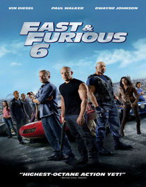 Fast & Furious 6 iPad Movie