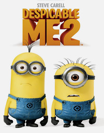 Despicable Me 2 iPad Movie