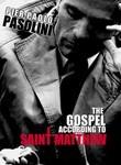 Gospel According to St. Matthew (Il vangelo secondo Matteo) poster