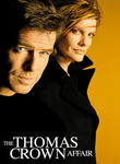 Thomas Crown Affair poster