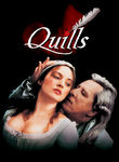 Quills (2000) Box Art