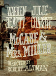 McCabe and Mrs. Miller poster