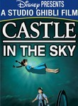 Castle in the Sky (Tenku no shiro Rapyuta) poster