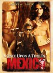 Once upon a Time in Mexico (2003) Box Art