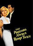 Postman Always Rings Twice poster