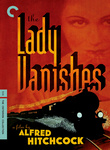 Lady Vanishes (1938) poster