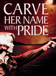 Carve Her Name with Pride (1958) poster