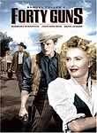 Forty Guns (1957) Box Art