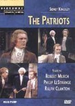 Broadway Theatre Archive: The Patriots