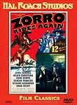 Zorro Rides Again poster