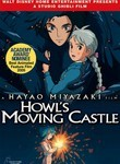 Howl's Moving Castle (2004) Box Art