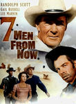 Seven Men from Now (1956) Box Art