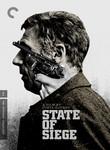 State of Siege (Etat de siege) poster