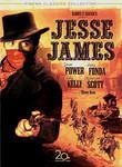 Jesse James (1939) Box Art